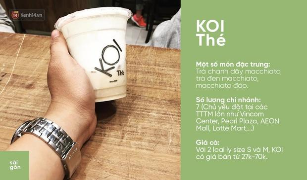 Những món nào đang best-seller trong các quán trà sữa hot nhất hiện tại? - Ảnh 1.