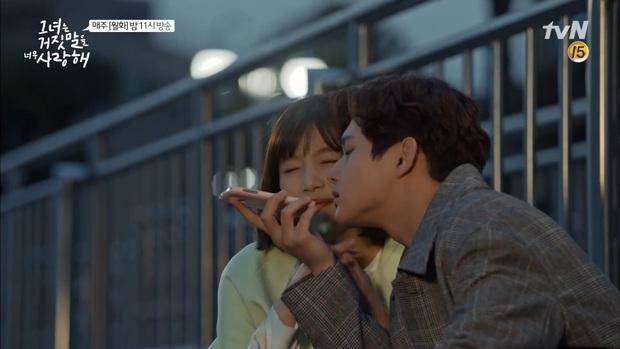 """""""Liar And Lover"""": Chuyện tình như... cái bùng binh của Lee Hyun Woo và Joy lại tái diễn - Ảnh 1."""