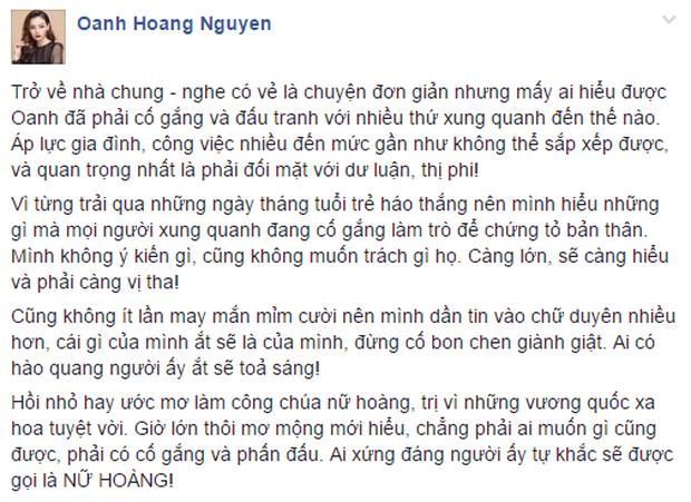 Chị cả của Vietnams Next Top Model lên tiếng, em út lập tức đá xéo? - Ảnh 3.