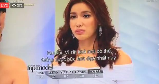 Minh Tú bật khóc khi giành chiến thắng thứ 2 tại Next Top châu Á - Ảnh 13.