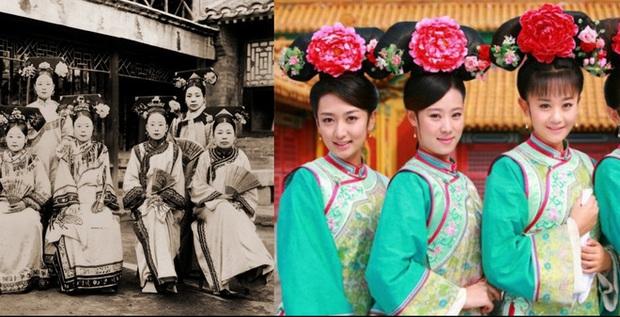 Ngã ngửa trước nhan sắc thật của cung tần mỹ nữ Trung Quốc xưa - Ảnh 2.
