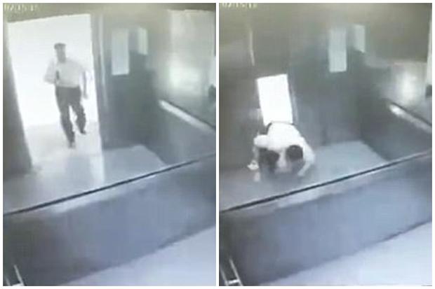 Giảng viên đại học tử vong sau khi bị thang máy kẹp nghiến lên nửa phần cơ thể - Ảnh 2.