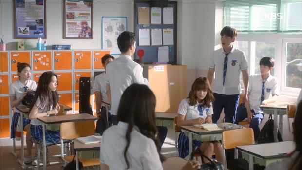 """Tập 3 """"School 2017"""": Ai đó mau cứu lấy mái tóc của Se Jeong trong """"School 2017"""" đi! - Ảnh 14."""