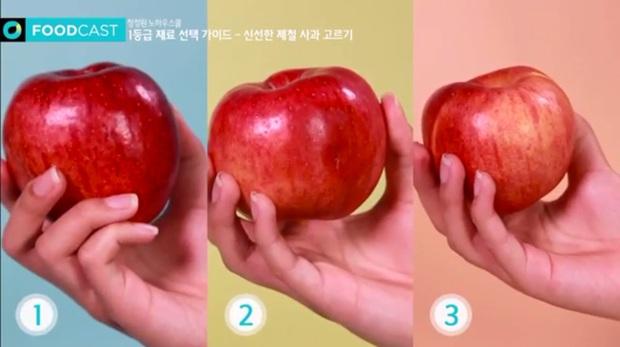 Mẹo chọn táo ngon trước sau gì cũng có lúc bạn cần đến - Ảnh 6.