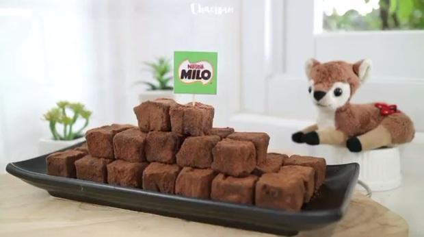 Không biết mua milo cube ở đâu thì hãy tự làm với công thức siêu đơn giản sau - Ảnh 9.