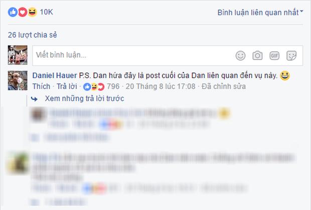 Dan Hauer bị phản đối khi bình phẩm hiếu thắng về bằng cấp cô giáo phát âm sai tiếng Anh - Ảnh 4.