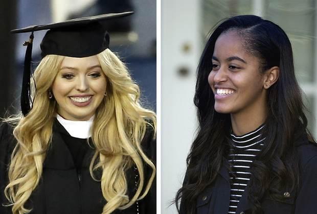 Cuộc sống sinh viên của các cô nàng trâm anh thế phiệt Malia Obama hay Tiffany Trump... có gì khác biệt? - Ảnh 1.