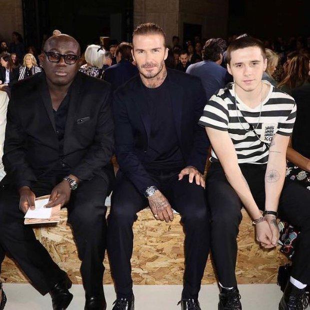 Da mặt căng cứng bất thường, David Beckham vừa đi thẩm mỹ để níu kéo nhan sắc? - Ảnh 1.