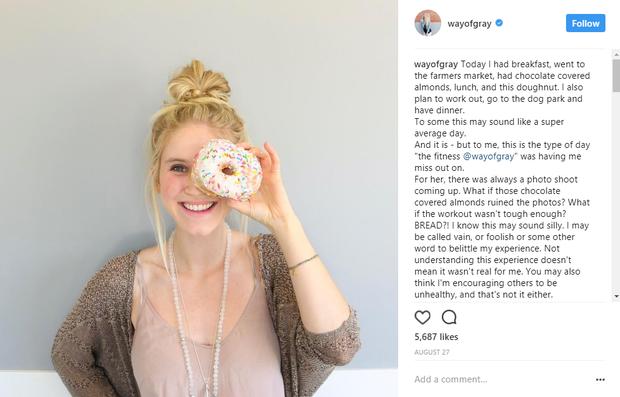 Hot girl Instagram mất ngay 70.000 người theo dõi sau khi ngừng đăng ảnh nóng bỏng và câu chuyện ý nghĩa phía sau - Ảnh 1.