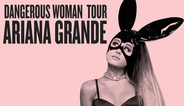 Chưa kịp quay lại Việt Nam để đền bù hủy show, Ariana Grande đã chính thức khép lại tour diễn nhiều lùm xùm Dangerous Woman - Ảnh 1.