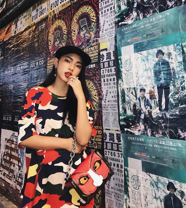 Không chỉ follow, siêu mẫu Victorias Secret Jourdan Dunn còn tích cực thả tim cho Châu Bùi trên Instagram - Ảnh 1.