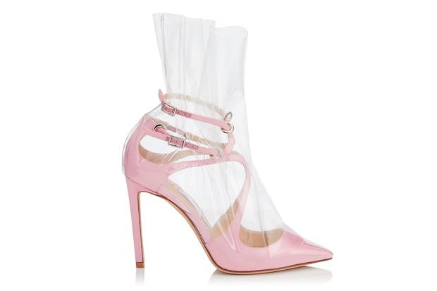 Từ hình ảnh của Rihanna rút ra chân lý: muốn có giày mới, cứ lấy nylon mà bọc vào giày cũ! - Ảnh 6.
