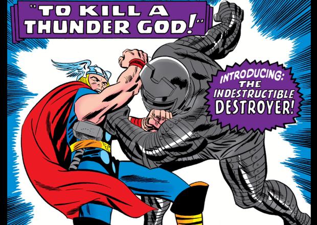 8 lần chiếc búa Mjolnir bị tước đoạt khỏi tay Thần sấm Thor - Ảnh 1.