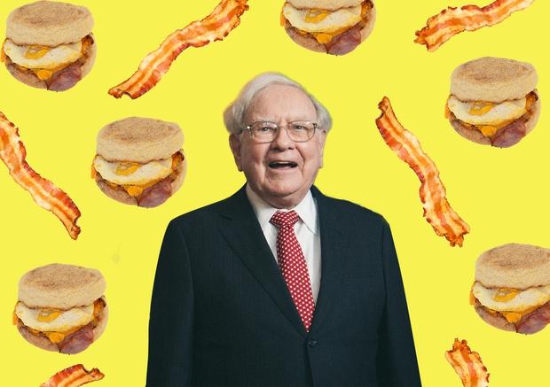 Thử thách 5 ngày ăn uống như tỷ phú Warren Buffett và cái kết bất ngờ - Ảnh 1.