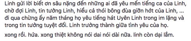 Uyên Linh nói về lùm xùm đá xéo Taylor Swift: Tôi hâm mộ cô ấy còn không hết - Ảnh 2.