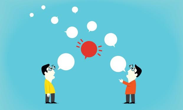 Chuyên nghiệp trong giao tiếp, làm sao để nói chuyện với người mà cả hai đang bất đồng quan điểm - Ảnh 1.