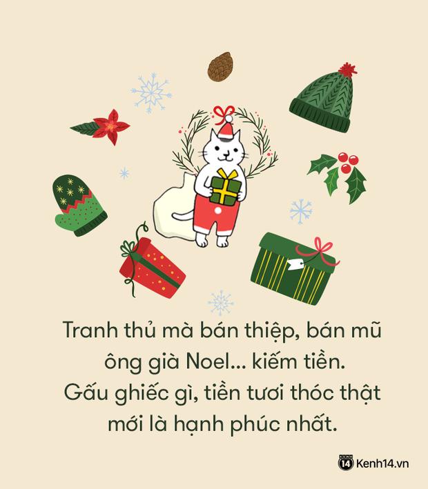 Cẩm nang: Noel không có gấu thì làm gì? - Ảnh 1.