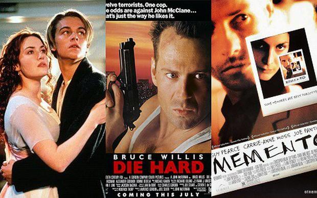 Titanic, Superman, Die Hard và Memento được đưa vào Viện Lưu trữ Phim Hoa Kỳ - Ảnh 1.
