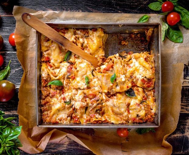 Lasagna - Món ăn trứ danh nhất định phải thử qua khi đến với nước Ý xinh đẹp - Ảnh 1.