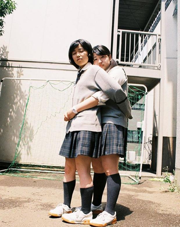 Bộ ảnh độc đáo lột tả cuộc sống nữ sinh trung học Nhật Bản những giờ phút bên ngoài giảng đường - Ảnh 13.