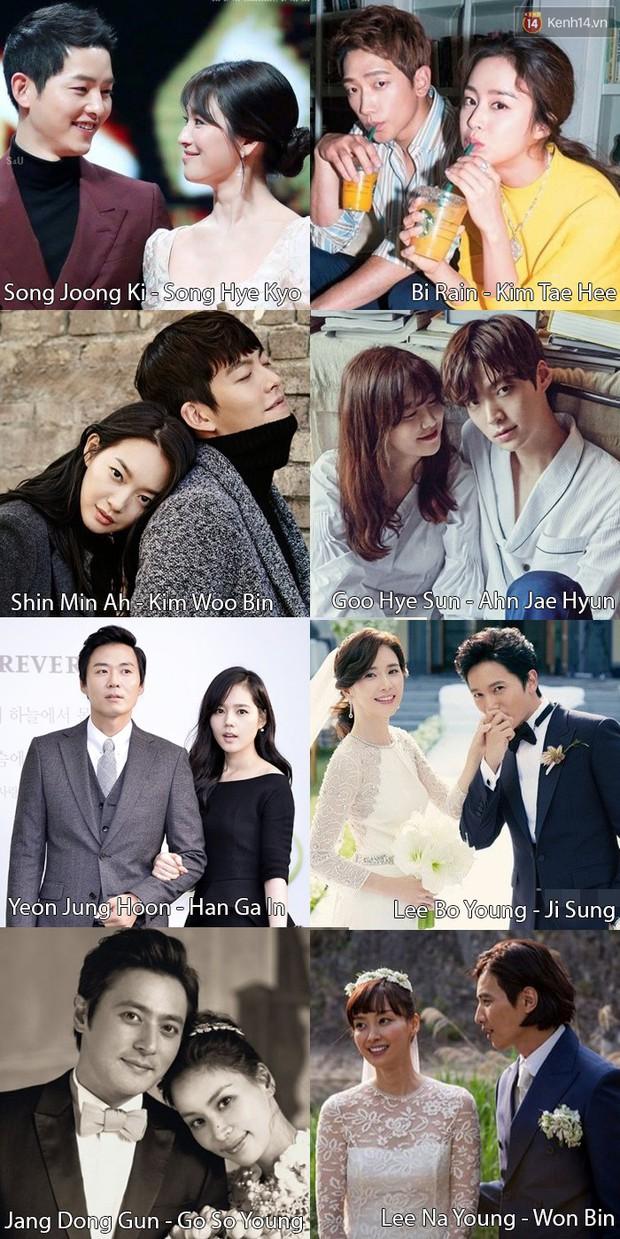 Bình chọn sao ngoại được fan Việt yêu thích nhất 2017: SNSD hay Black Pink, Song - Song hay Kim Tae Hee - Bi Rain mới hot hơn? - Ảnh 1.