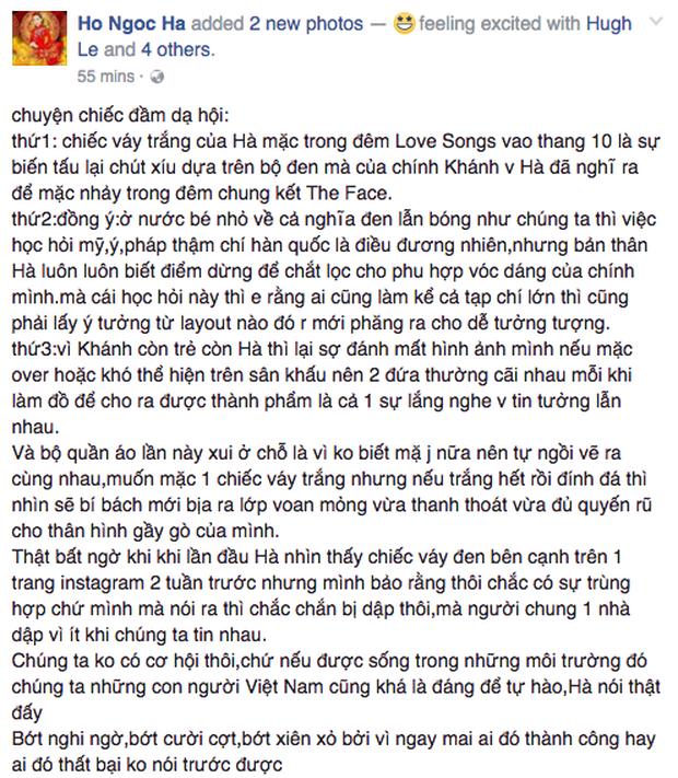 Làng mốt Việt 2017: Cả năm đinh tai nhức óc vì tố nhau đạo ý tưởng cho tới nghi nhau dùng hàng fake - Ảnh 9.
