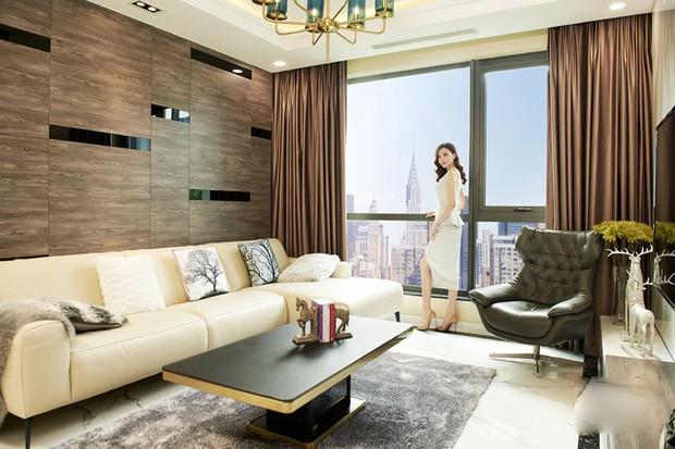 Cận ngày cưới, ông xã Nữ hoàng sắc đẹp Ngọc Duyên tặng vợ căn hộ triệu đô - Ảnh 5.