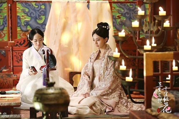 Dương Mịch sẽ đi cấy tóc nếu netizen Trung tiếp tục cợt nhả... cái trán dô của mình! - Ảnh 10.