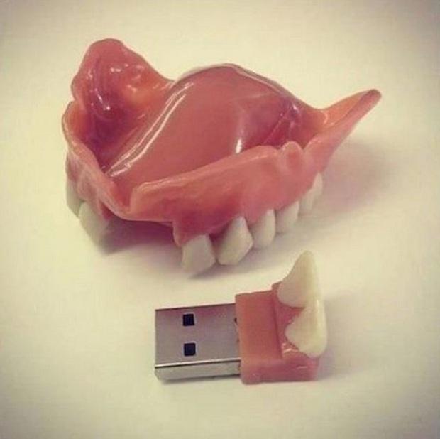 17 món đồ thoạt nhìn bạn sẽ không nhận ra là USB - Ảnh 7.