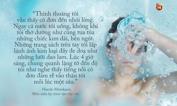 17 câu trích dẫn của Haruki Murakami, là 17 thông điệp chạm đến trái tim về tình yêu, về cuộc đời - Ảnh 19.