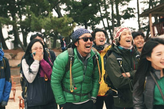 Trót hứa nên phải làm, tài tử Hàn Quốc này phải đi bộ 577 km xuyên nước Hàn! - Ảnh 15.
