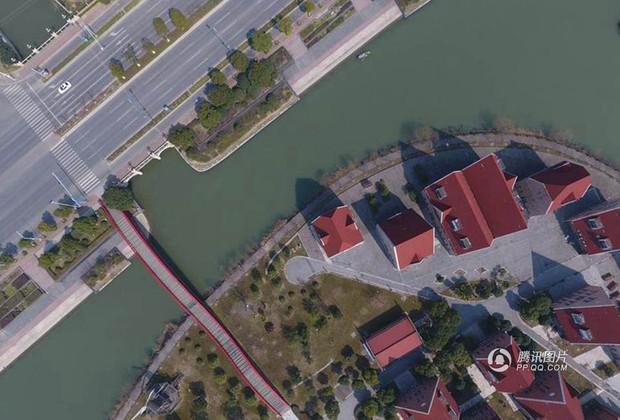 Trung Quốc: Hòn đảo ma toàn dinh thự đắt tiền giữa lòng thành phố Tô Châu - Ảnh 2.