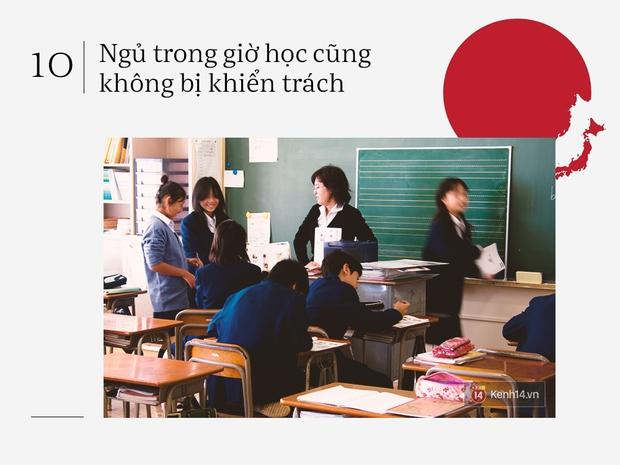 10 điều về cuộc sống học sinh Nhật Bản khiến nhiều người không khỏi ngạc nhiên - Ảnh 10.