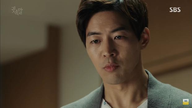 """""""Whisper"""": Lee Sang Yoon và vợ """"tình tứ"""" ngay trước mặt Lee Bo Young - Ảnh 9."""