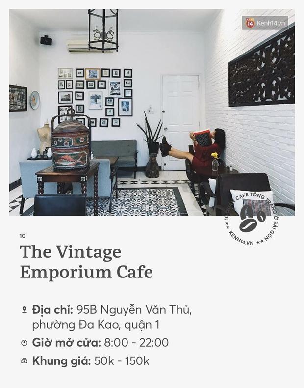 10 quán cà phê tông trắng ở Sài Gòn, cứ đến là có ảnh đẹp! - Ảnh 19.