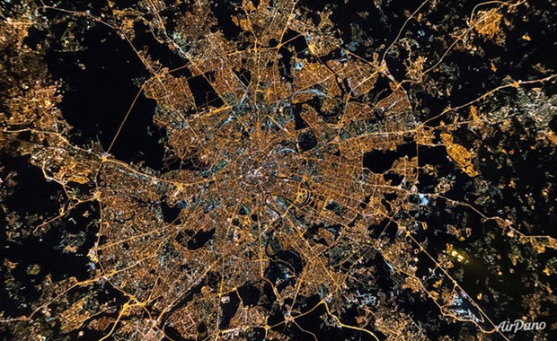 Chùm ảnh những địa danh đẹp nổi tiếng thế giới nhìn từ trên cao - Ảnh 10.