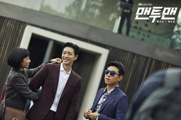 Các chị em phải xem ngay Man to Man vì anh Park Hae Jin bảnh xuất sắc! - Ảnh 6.