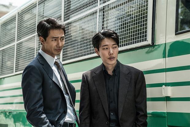The King: Tuyệt phẩm điện ảnh của cặp quý ông đẹp nhất Hàn Quốc! - Ảnh 10.