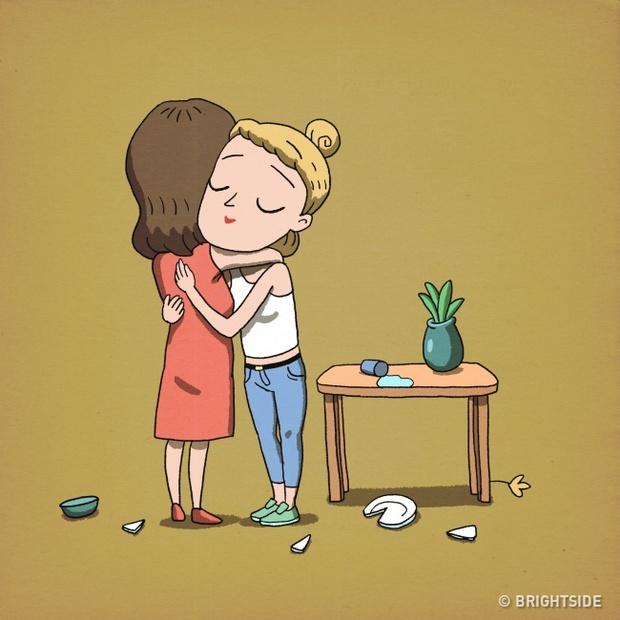 Chẳng cần bạn trai, con gái chỉ cần một cô bạn thân thôi là đủ! - Ảnh 19.