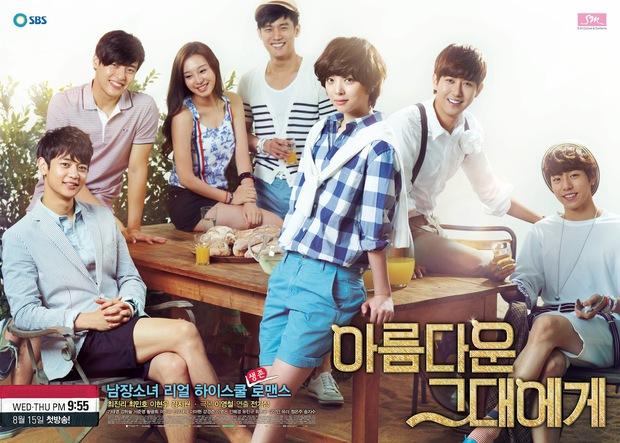 Bằng chứng chứng minh 5 nam chính phim Hàn này có bệnh về mắt cực nặng - Ảnh 15.