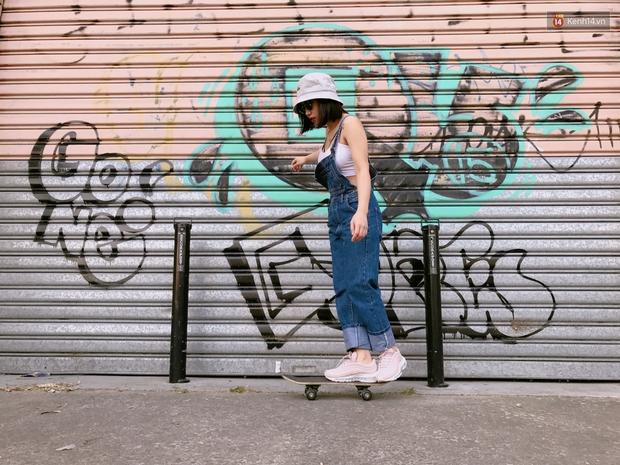 Review đôi sneaker được ví như viên kẹo ngọt đang đốn tim các cô nàng: Nike Air Max 97 Premium Pink Snakeskin - Ảnh 15.