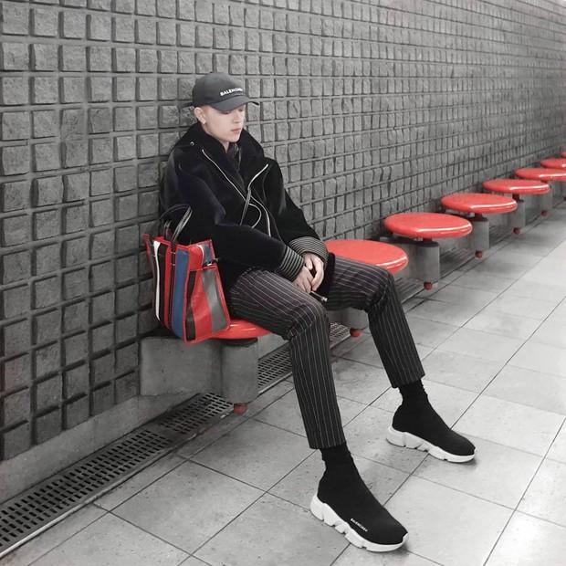 Kelbin Lei tiếp tục được thương hiệu đình đám Vetements lăng xê trên Instagram - Ảnh 11.
