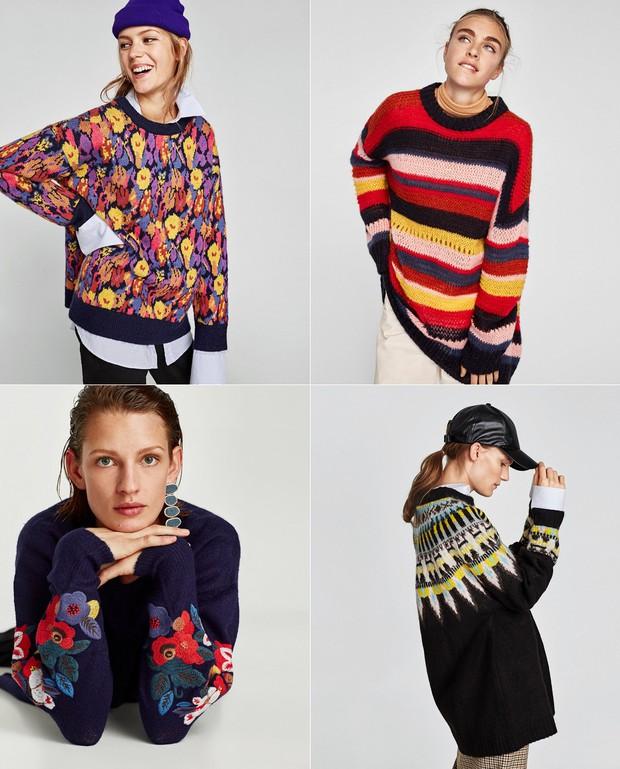 Áo len màu mè dễ thành hot trend, hội mê ăn diện lại có cớ để sắm thêm đồ cho đông này - Ảnh 11.
