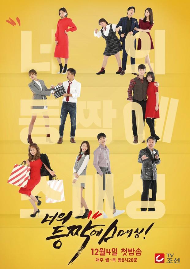 Ngất ngây trước đại tiệc 15 phim Hàn lên sóng dịp cuối năm - Ảnh 16.