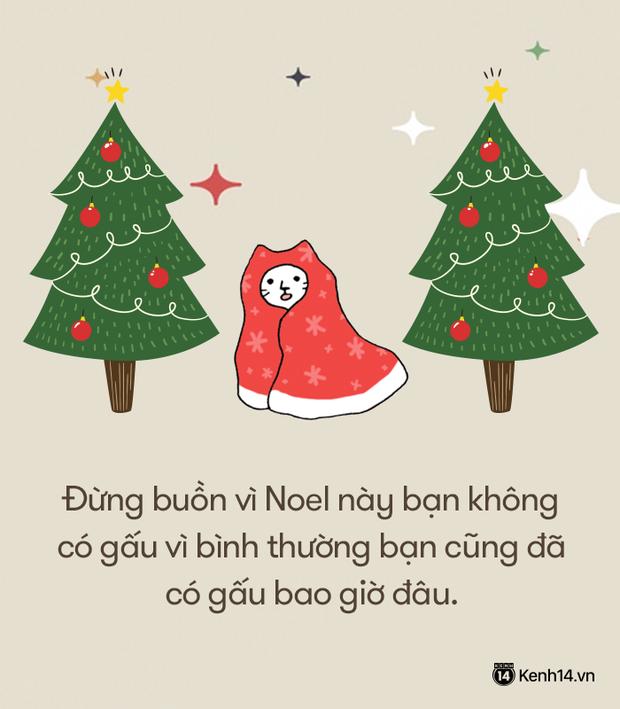Cẩm nang: Noel không có gấu thì làm gì? - Ảnh 19.