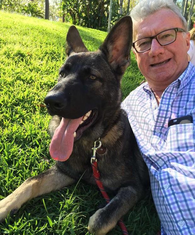 Chú chó cảnh sát bị sa thải vì một lý do vô cùng đáng yêu - Ảnh 6.