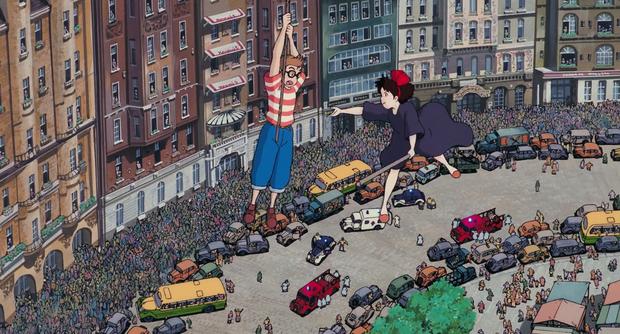 10 địa điểm có thật từng xuất hiện trong phim hoạt hình của Ghibli Studio - Ảnh 11.