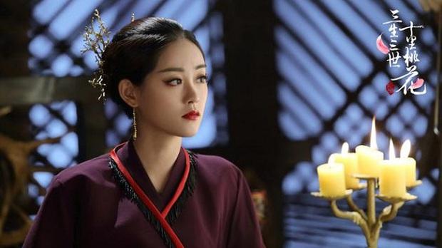 Dương Mịch sẽ đi cấy tóc nếu netizen Trung tiếp tục cợt nhả... cái trán dô của mình! - Ảnh 11.