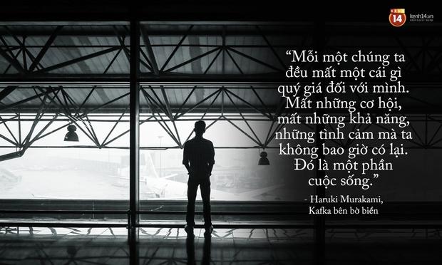 17 câu trích dẫn của Haruki Murakami, là 17 thông điệp chạm đến trái tim về tình yêu, về cuộc đời - Ảnh 21.