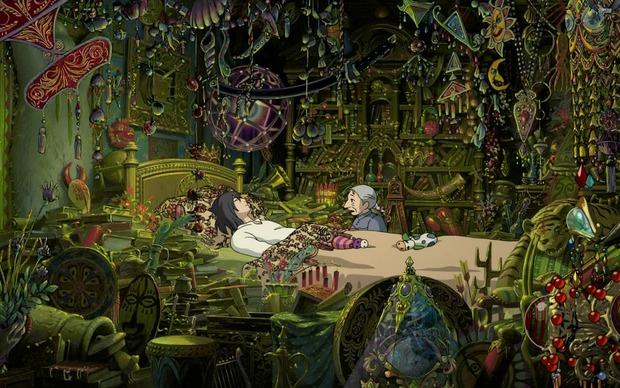 """10 đặc trưng điện ảnh ghi dấu ấn của """"cha đẻ"""" Ghibli Hayao Miyazaki - Ảnh 11."""